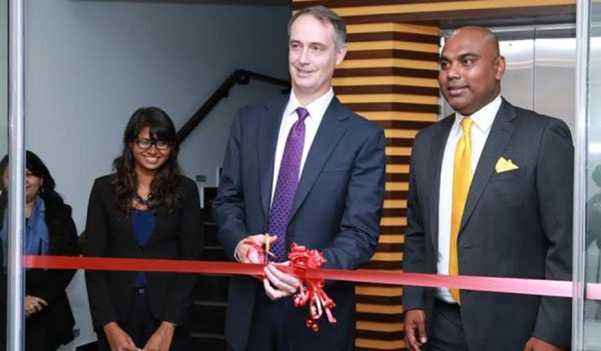 Regus opens 7th business centre in Sri Lanka