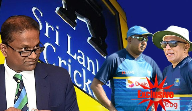 Thilanga behind attempt to retain Gurusinghe & Hathurusinghe?