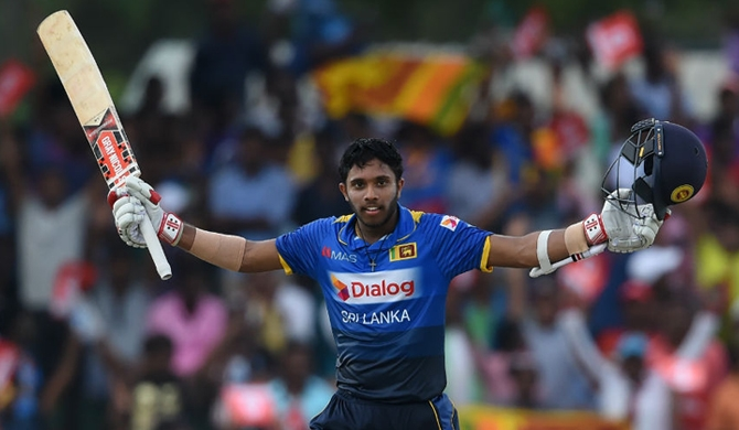 Rain ruins SL's chances after Mendis ton