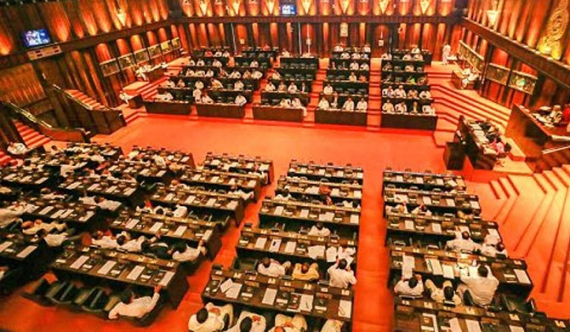 Parliament debate on political situation at 4pm today