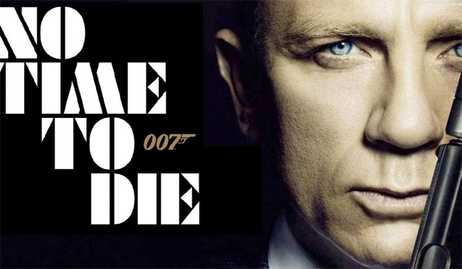Theme song of new James Bond film unveiled