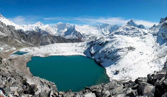 Himalayan, Hindu Kush glaciers under threat!