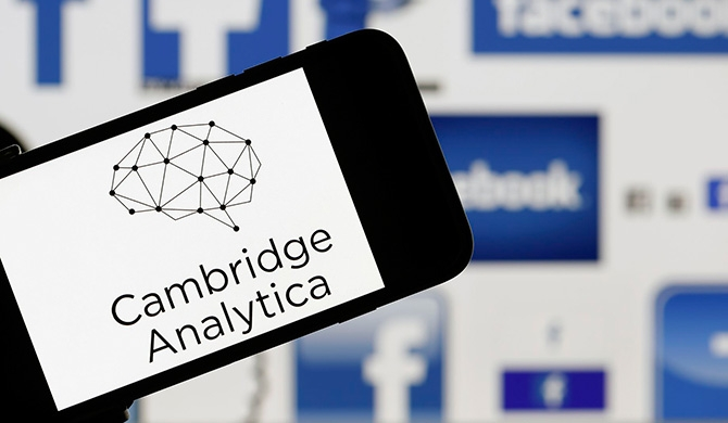 Cambridge Analytica shutting down