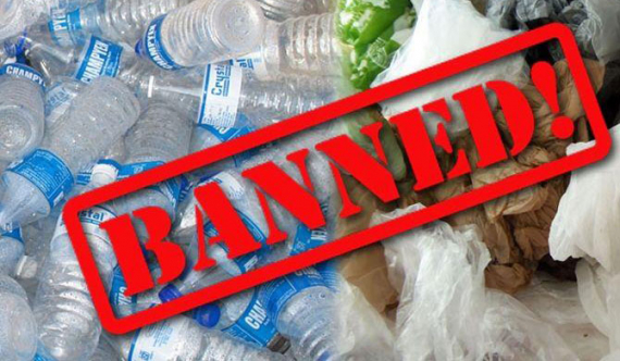 6 types of plastics banned from today