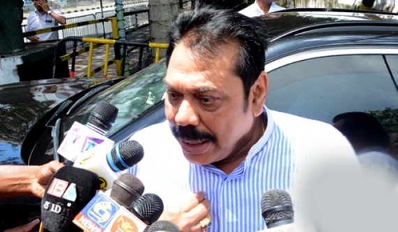 'Don't provoke me' -Mahinda