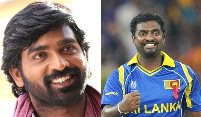 Wrong 'un on Murali biopic
