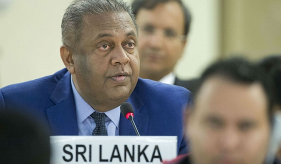 No change in Sri Lanka's policy towards Palestine