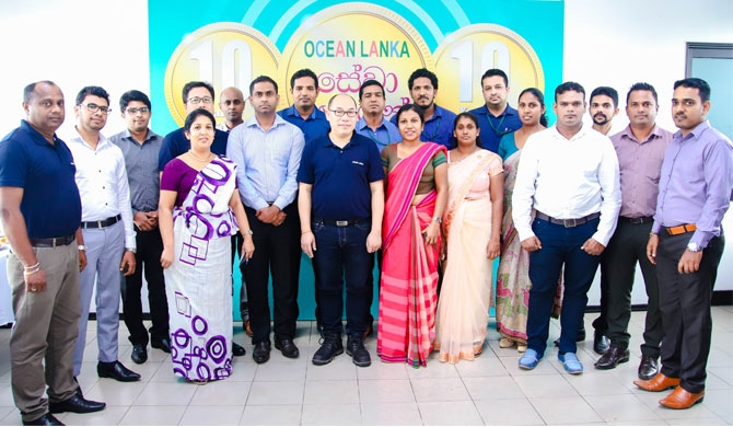 Ocean Lanka celebrates 'SewaAbhiman 2019' Loyalty Awards