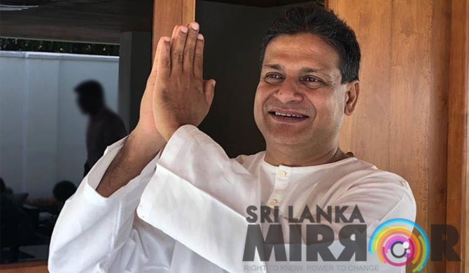 Dilith Jayaweera to contest Gen. election from Galle?