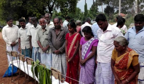 Odiyamalai mass murder commemoration