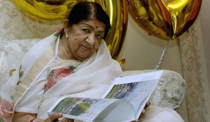 Lata Mangeshkar is doing 'good'