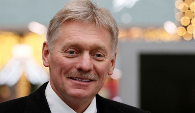 Putin's spokesman tests positive for Covid19