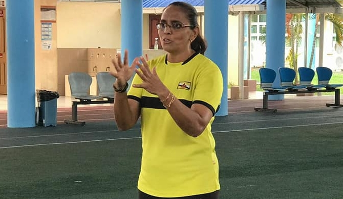 Tilaka appointed netball coach