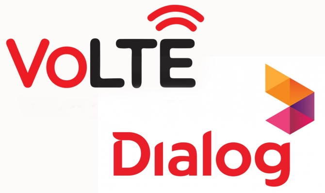 Sri Lanka's Dialog launches Voice-over-LTE