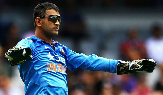 No contract for MS Dhoni with BCCI?