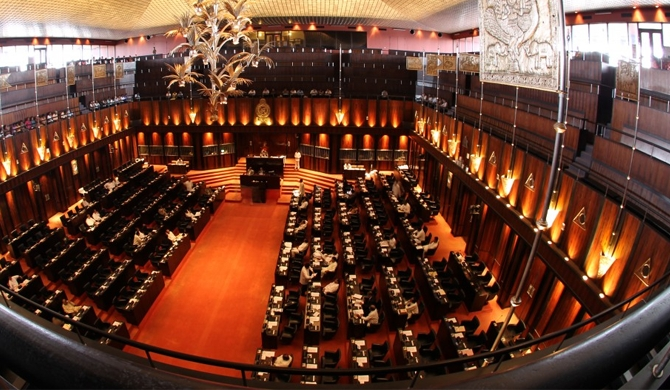 Parliament prorogued