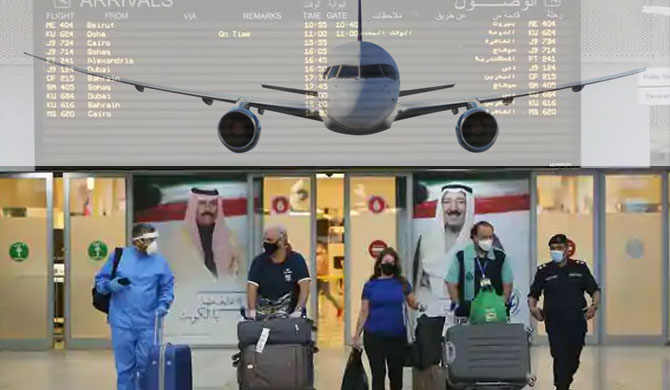 Kuwait bans commercial flights to 31 countries including SL