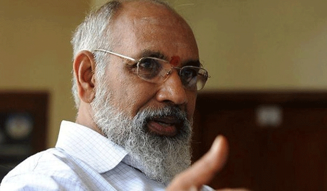 Federalism is a must for north - Vigneswaran