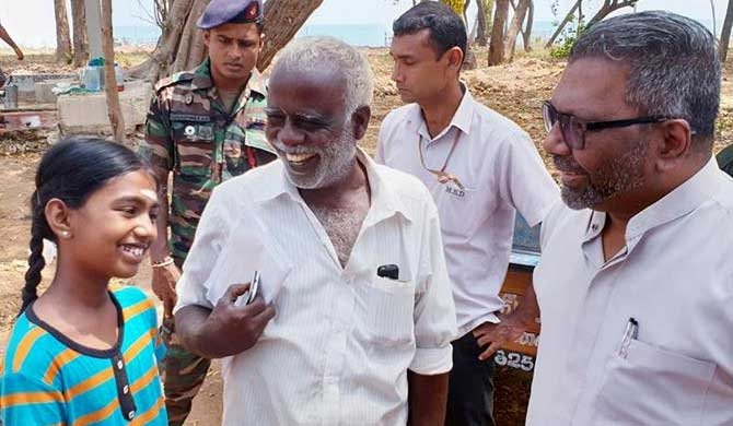 400 acres in Jaffna High Security Zone released (Pics)