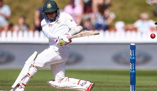 Mushfiqur won't be wicketkeeper during SL tour