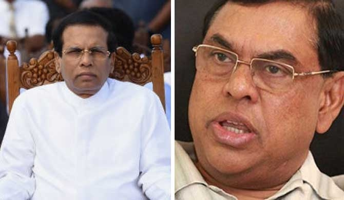 Maithri will not run for second term?