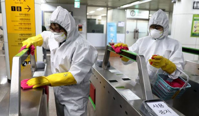 South Korea confirms 2nd wave of coronavirus