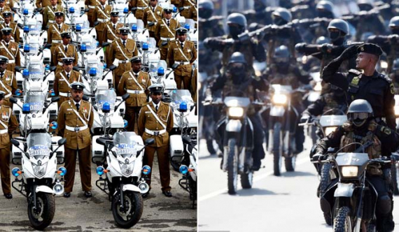 For whom is the newly created Ministry for the Police?
