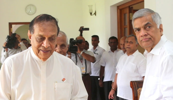 Speaker as Opposition Leader: Leader of the House as Opposition Leader: Ranil off to Mongolia