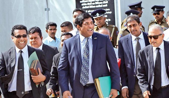Ravi's lawyers refuse to accept report