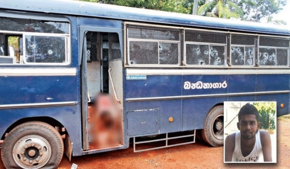 Pottu Amman-style plan used for prison bus shooting
