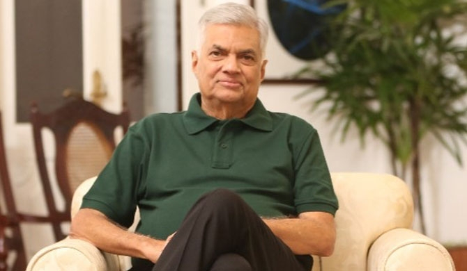 Support to revitalize party & country - Ranil