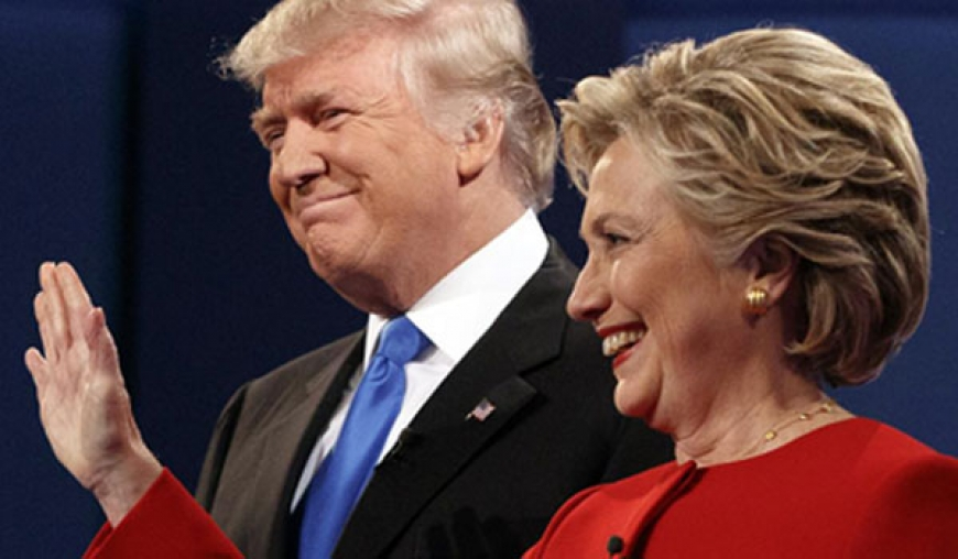 US Prez polls : Hillary, Trump in final push for votes