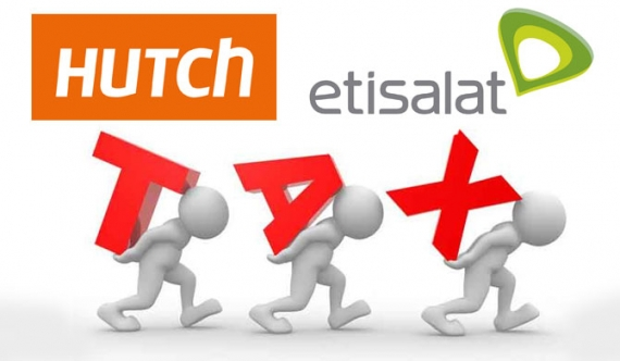 Hutch and Etisalat admit to not granting tax concession to customers