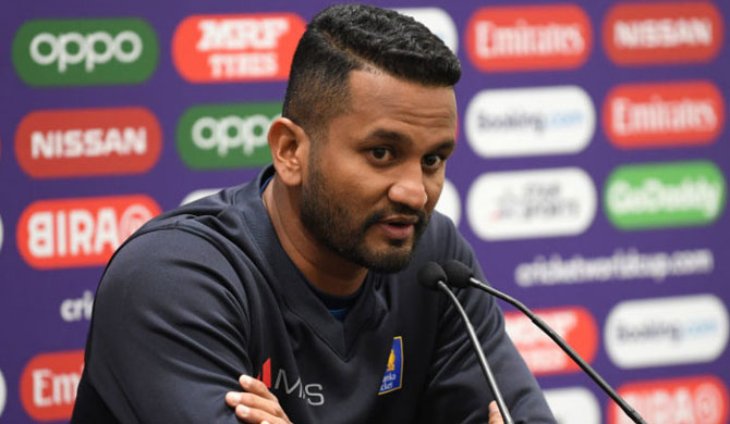 Injured SL skipper Dimuth Karunaratne ruled out of 1st Test