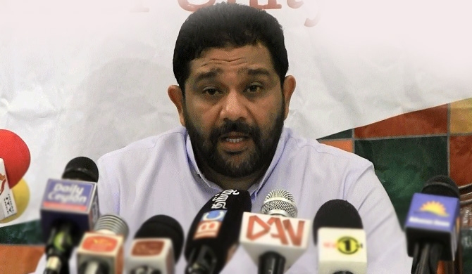 Asath speaks about UNP's deal striker (video)