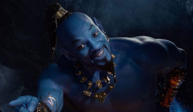 Fans unimpressed with 'Blue' Will Smith (Video)