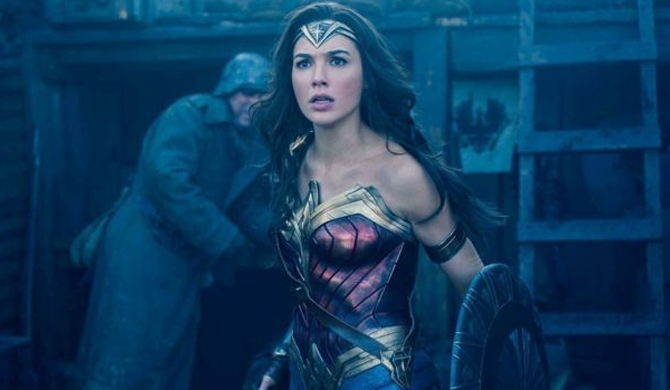 Wonder Woman scolds James Cameron
