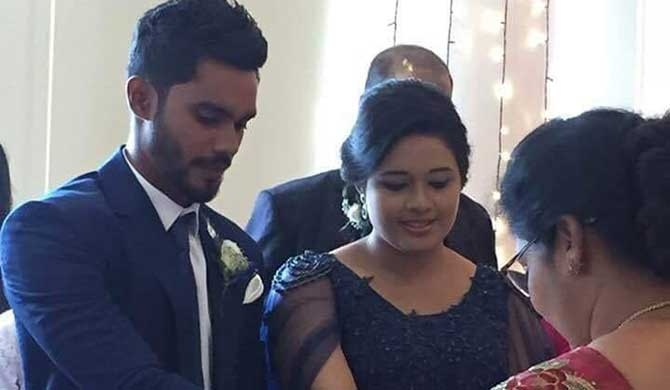 Dhananjaya gets engaged