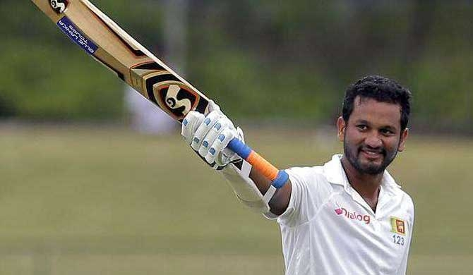 Dimuth Karunaratne released on bail