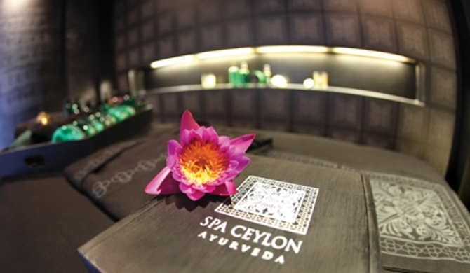 Spa Ceylon to reach 100 worldwide locations