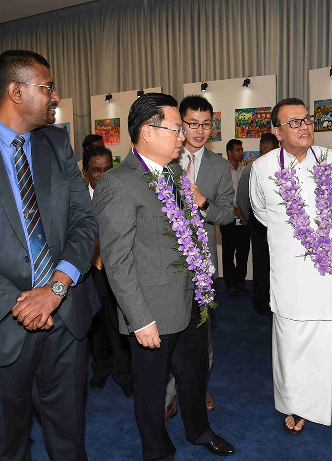 No hidden agenda in transactions with SL – Chinese Ambassador