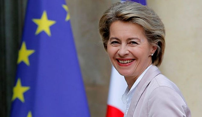 EU commission to get first lady chief?
