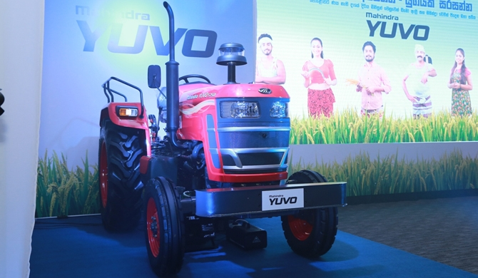 DIMO, Mahindra launches YUVO in Sri Lanka