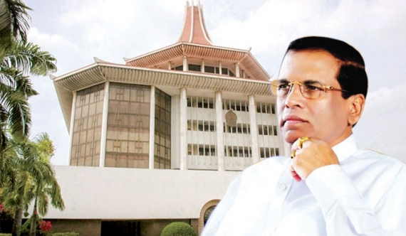 Maithri is to have a six year term?