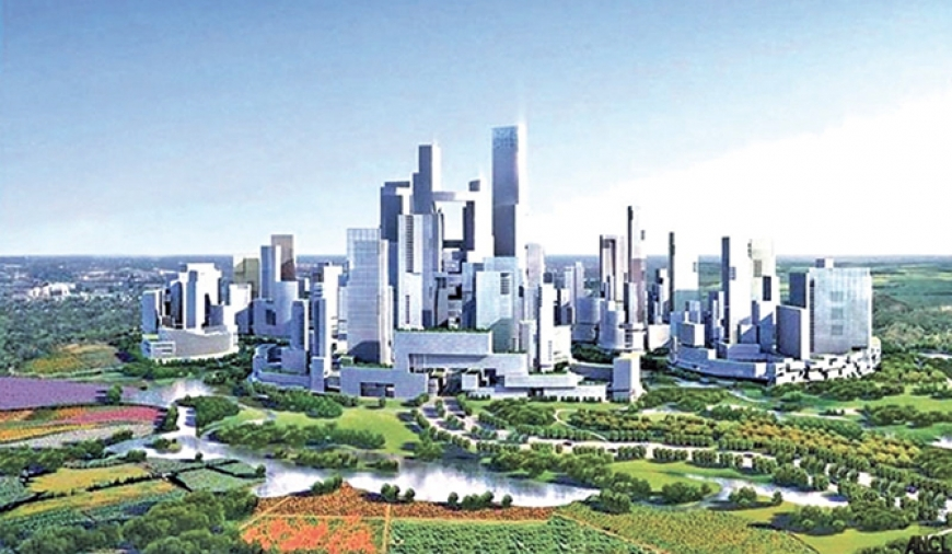 Colombo Financial City 'to pave way for future economic growth'