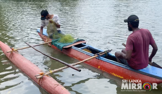 Fisherfolk in Buthgamuwa struggling to recover (Video)