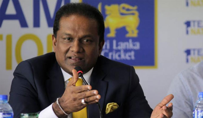 Thilanga using SLC resources for political campaign?