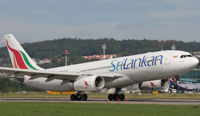 SriLankan flight suspension extended till May 15