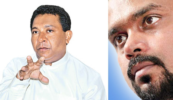 'Something will happen to Wimal in the future' - SB