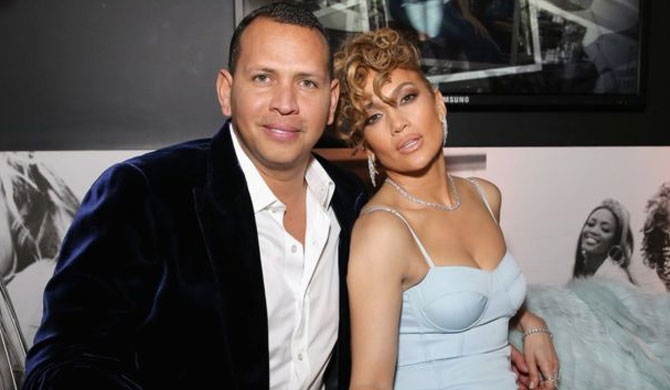 J-Lo & A-Rod gets engaged